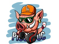 Rapper Piggy