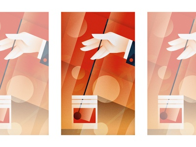 negroni week drink stir italian campari deco texture retro cocktail negroni illustrator vector illustration