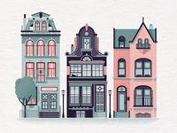 Row Houses #2