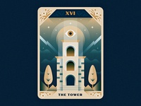 Tower Tarot - Rework