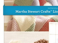 Martha Stewart Crafts Yarn Microsite