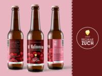 ,,Zuch'' Beer Label Design