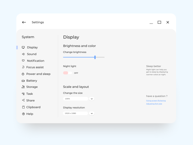 setting page settings page settings ui settings webdesign web dailyui interaction design ui design ux interaction design visual design uiux uidesign ui