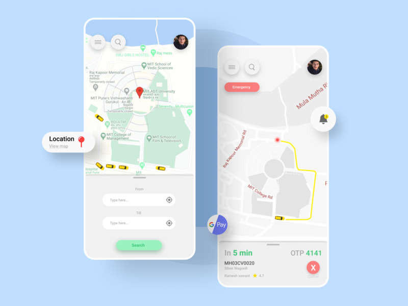 location Tracker location tracker location daily ui 020 daliy ui ux design dailyui interaction design ui design interaction design visual design uiux uidesign ui