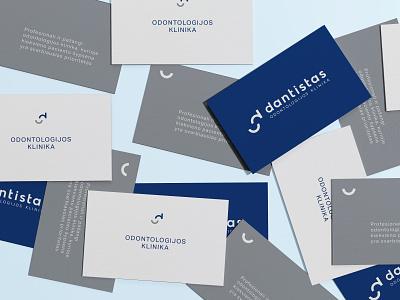 Logo for Dental Clinic business card clinic logo dental logo branding identity logo