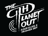 The 9th Planet Out | Halloween Bash Poster