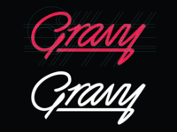 Lettering for Yung Gravy