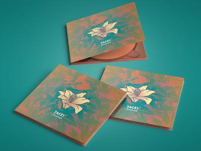 Tacet - Flourish EP Layout and Design