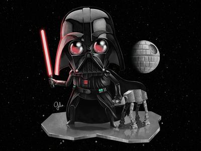 Lil' Darth Vader