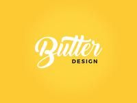 Butter Design Logo