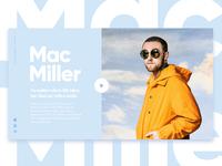 Mac Miller 🙏