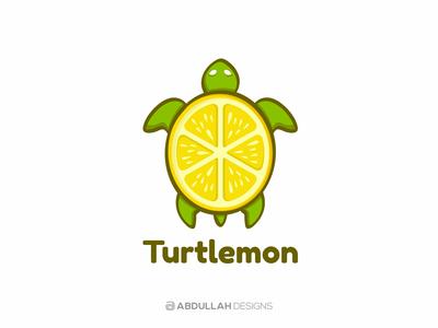 Turtlemon - Logo for Sale