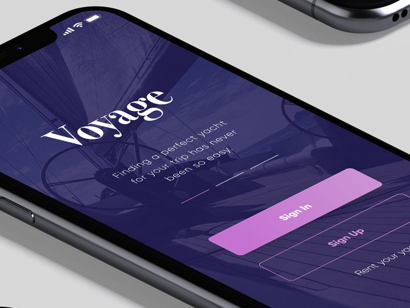 Voyage overview