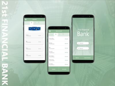 21st Financial Bank