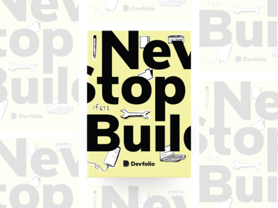 Never Stop Building - Notebook