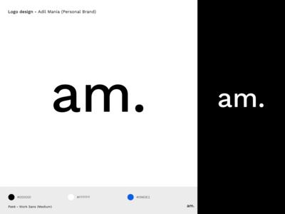 AM - Personal Branding: Adil Mania