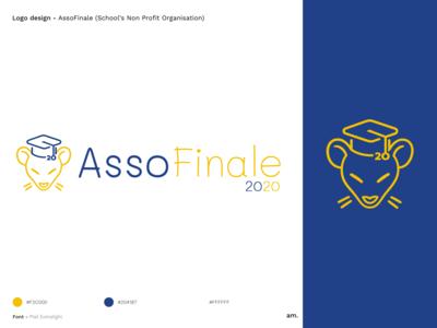 AssoFi - Logo Redesign