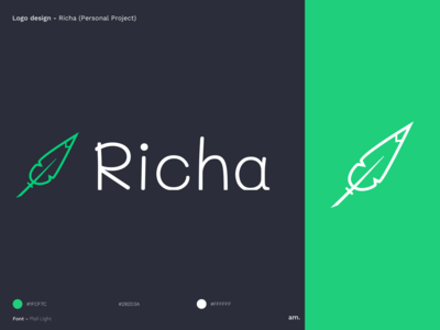 Richa - Logo Design