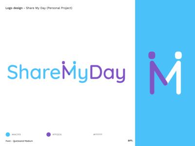 ShareMyDay - Logo Design