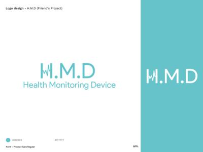 H.M.D - Logo Design