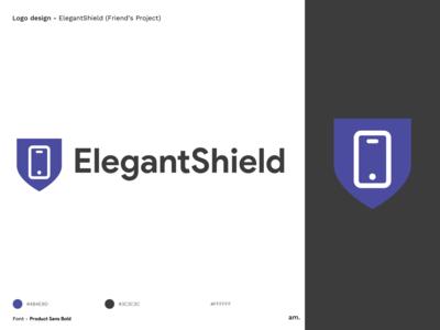 ElegantShield - Logo Design