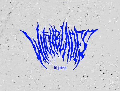 Lil Peep Witchblades Remix Type