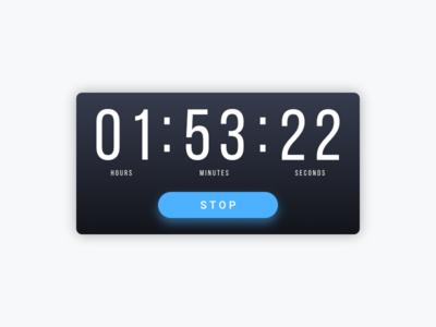 Countdown Timer - Day 14 (Freebie) Affinity Designer