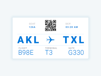 Boarding Pass - Day24