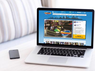 Timezone Website