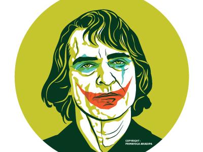 Joaquin Phoenix As The Joker By Primayoga Ariadipa On Dribbble