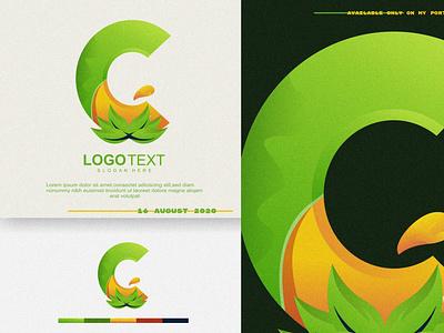 logo c corporate business creative abstract design vector branding brand modern logo