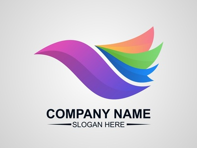 Bird Design Logo