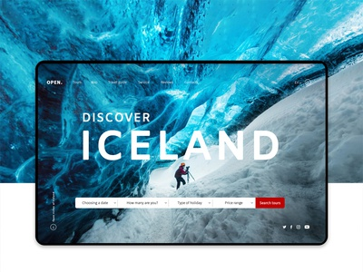 Iceland Travel Site