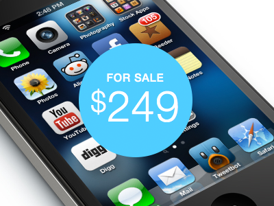 iPhone 4 Sell Page iphone 4 iphone sell page blue white for sale apple