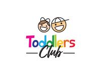 Toddlers Club Logo Design