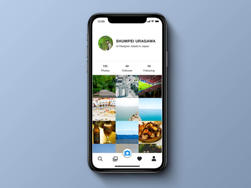Daily Ui 063 Best Of 2018 On Mockup dailyui063 best of 2018 photo album photo travel spain 100 day ui challenge 100 day challenge ui  ux diseño uipractice uidesign design ui sketch app dailyui
