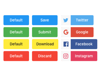 DailyUI 083 Button dailyui083 social buttons button 100 day ui challenge 100 day challenge ui  ux diseño uipractice uidesign design ui sketch app dailyui