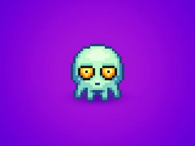 Octopus octopus pixel pixelart subcultura