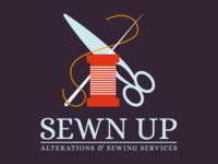 Sewn Up - Brand Identity