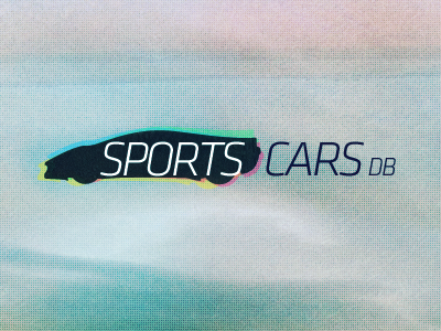 Sportscarsdb logo logo sports cars