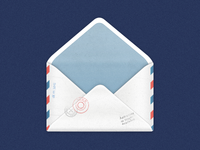 WIP Invitation Envelope