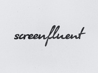screenfluent logo