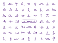 KYOMA icons