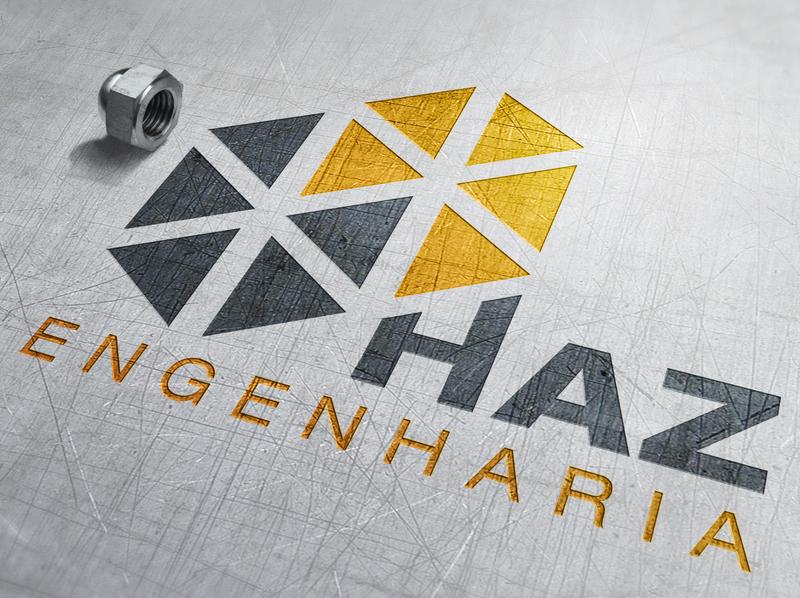 Logo HAZ Engenharia