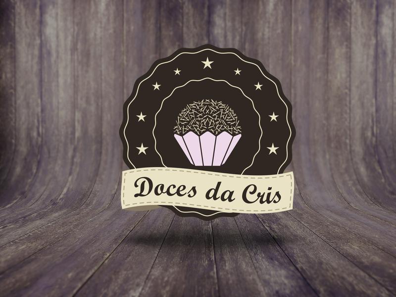 Logo Doce das Cris
