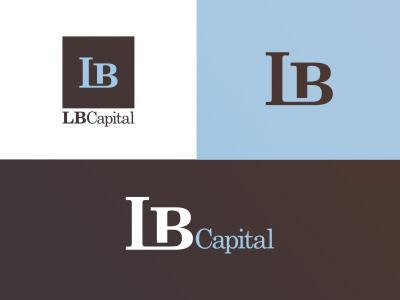 LB Capital financial gms logo branding lb monogram lb capital