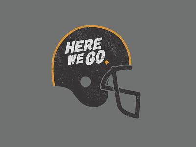 Here We Go Steelers gms shirt design vintage helmet steelers pittsburgh