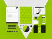 LS5 / Corporate Design Mockup