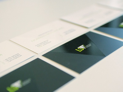 LS5 / Business Cards