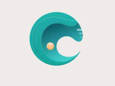 Sport uidesign logodesign icon ui orange blue